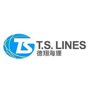 T.S.Lines บริษัท สายการเดินเรือ จากไต้หวัน