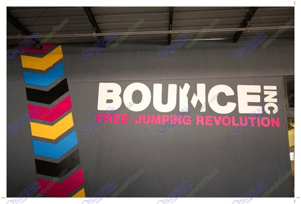ระบบคิวไร้สาย @ Bounce Thailand