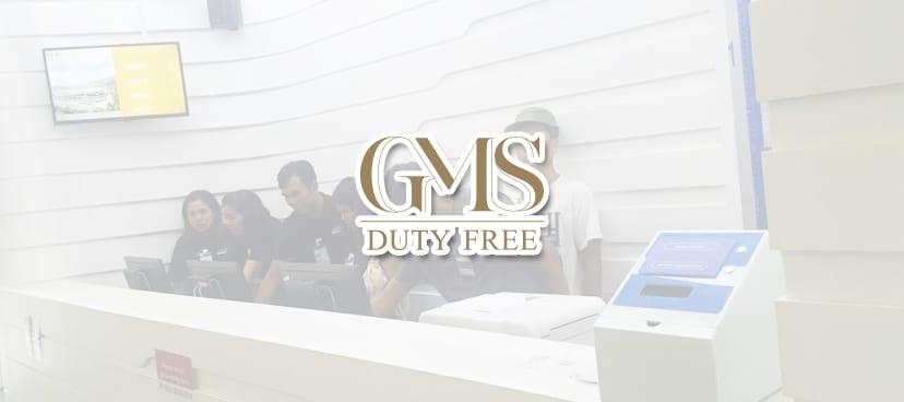 GMS Duty Free ( จีเอ็มเอส ดิวตี้ฟรี ) ติดตั้ง ระบบคิวอัตโนมัติ ( Queue System )